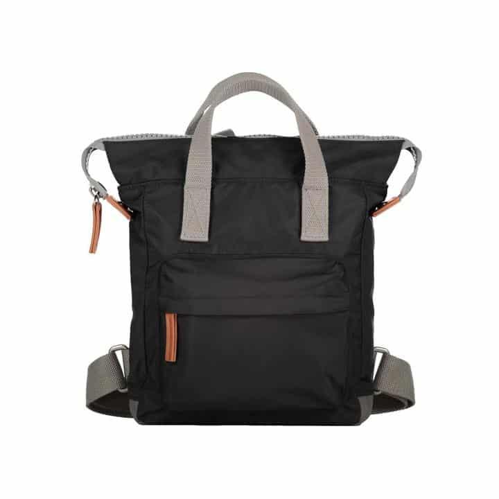 Roka Bantry B Small Black Backpack