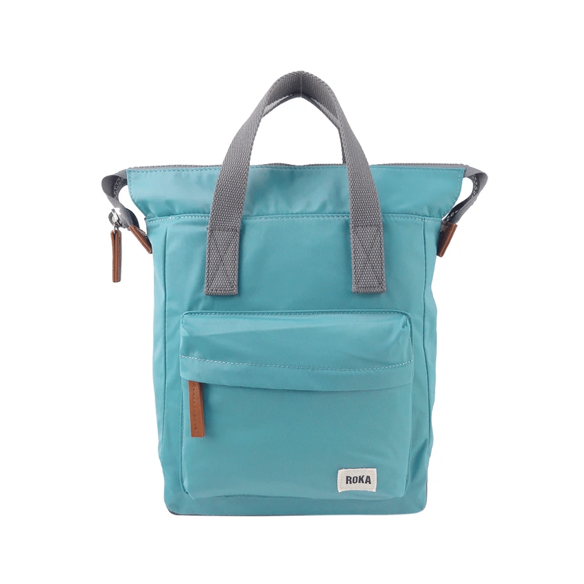 Roka Bantry B Small Aqua Backpack