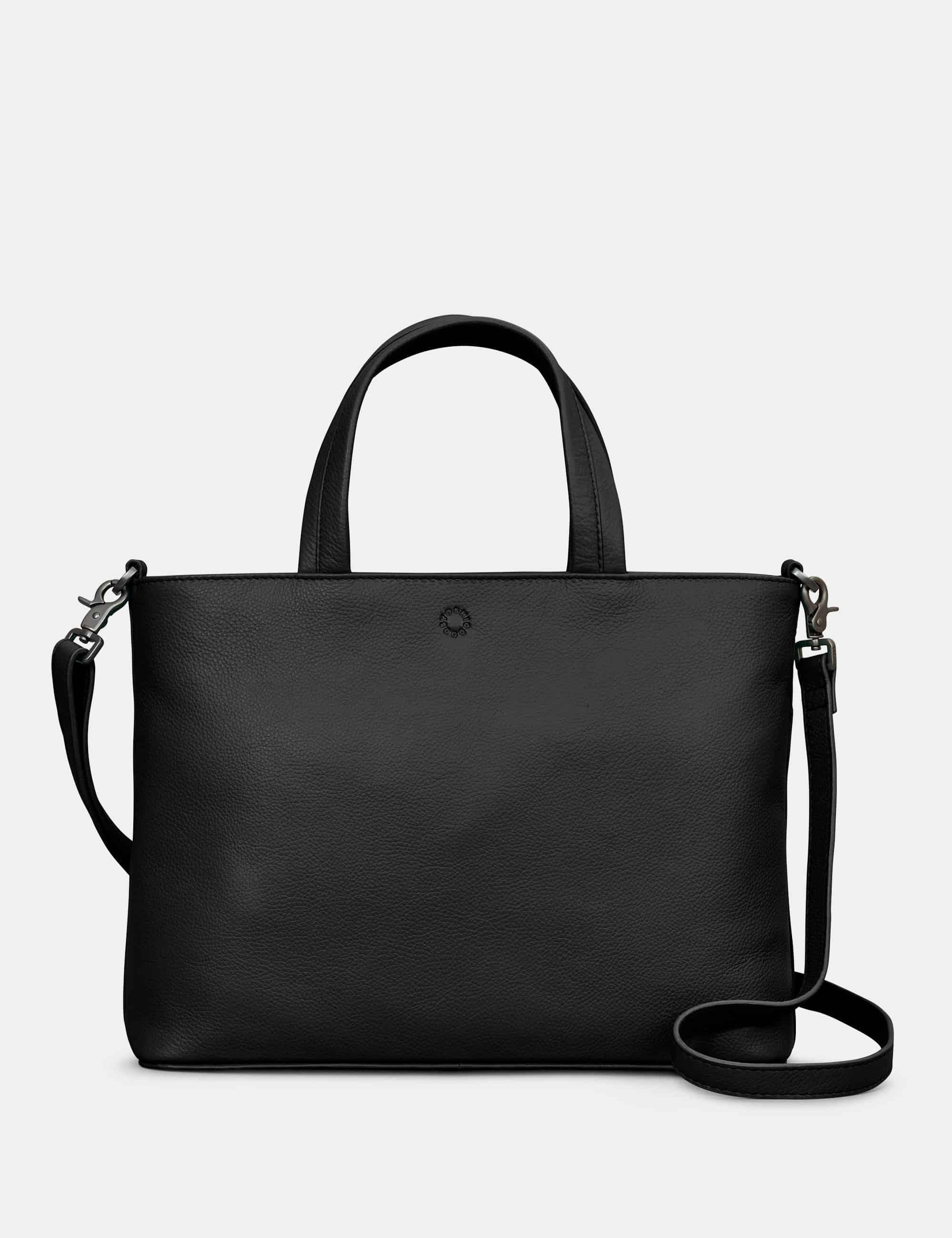 yoshi hampton leather handbag